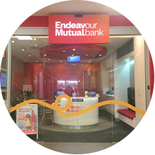 Endeavour Mutual Bank Branch Staff