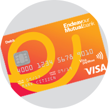 Endeavour Mutual Bank Visa Cards